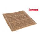 wicker basket square 30x30cm privilege