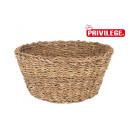 wholesale Organisers & Storage: basket conica wicker 30x13cm privilege
