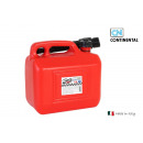 gasoline tank with funnel 5l self