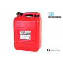 gasoline tank with funnel 10l self
