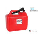 gasoline tank with funnel 20l self