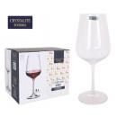 set of 6 wine glasses 450ccm strix