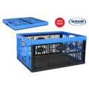 hurtownia Dekoracje: pudełko składane 32l47,5x35x23,6cm voilà blue / ne