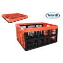 mayorista Casa y decoración: caja plegable 45l53x37x27cm voil? roj