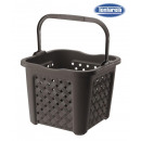 wholesale Household & Kitchen: basket with handle 25l arianna wenge
