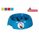 Ronde grande alimentation 28x8cm slow food pet