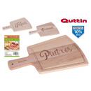 wooden cutting board 19x28,5cm quttin