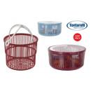 wholesale Organisers & Storage: Extendable basket 19cm + 20 magical tweezers