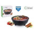 electric barbecue 30cm 1250w