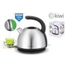 Wasserkocher Wasser / Teekanne Stahl 1,7l 2200w