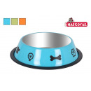 feeder dogs 26x6cm colors pets