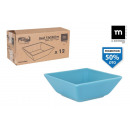 wholesale Crockery: light blue 13x13cm elite bowl