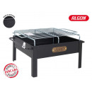 Großhandel Grills & Zubehör: Grillplatte Eisen Handwerk 26x26cm alg