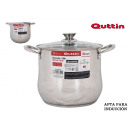 wholesale Pots & Pans: pot 26cm 12l induction steel with t new neron