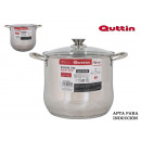 wholesale Pots & Pans: pot 28cm 14l induction steel with new neron t