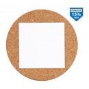 wholesale Home & Living: tile trivet 15x15 cm and corc