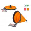 18x12cm Falttrichter aus Kunststoff qlux