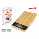 kitchen scales digital quad. bamboo basic h