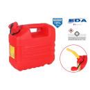 grossiste Outils a main: réservoir d'essence avec entonnoir 10l eda