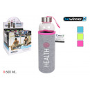 borraccia vid.funda health 600ml bewinn