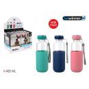üveg kulacs / szilícium 400 t / szil bewin