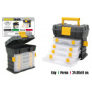 wholesale Toolboxes & Sets:tool box 4 trays parma