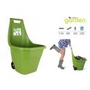 groothandel Speelgoed: tuinwagen met wielen 50x61x84cm kleine gar