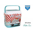 fridge iml 29litros retro car
