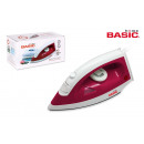 steam iron 1200w basic home