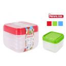 Großhandel Haushalt & Küche: Set mit 4 Lunchboxen mit 350ml Vorrecht