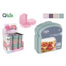 wholesale Organisers & Storage: qlux 13x12.4x4.3cm plastic sandwich maker