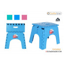 wholesale Small Furniture: stool foldable 32.5x28.5x26.5cm comfort