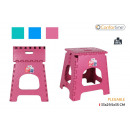 wholesale Small Furniture: stool folding 33.5x29.5x35cm confortim