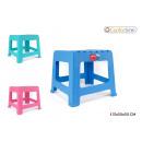 stool plastic 31x30x30cm confortime