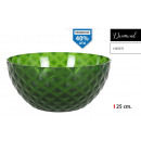 salad bowl 25cm ps green diamond