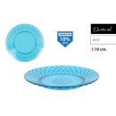 plato llano 19cm ps blue diamond