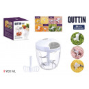 vegetable cutter shooter 900ml quttin