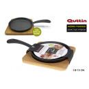 13cm pan fundido with base quttin