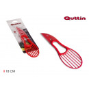 wholesale Kitchen Gadgets: quttin plastic avocado peeler