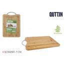 cutting board bamboo / met325x25x17c quttin