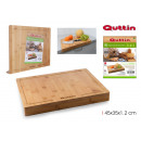 cutting board bamboo edge 45x35x1.2 quttin