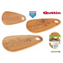 wholesale Other: bamboo table tapas3 27x15cm 3squid quttin