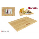 cutting board serve bamboo 24x16cm quttin