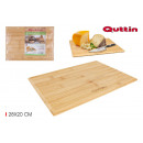 wholesale Other: cutting board serve bamboo 28x20cm quttin