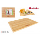 wholesale Other: cutting board serve bamboo 33x25cm quttin