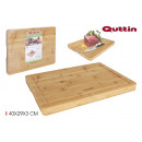wholesale Other: bamboo cutting board 40x29x3cm quttin