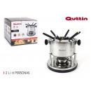 multipurpose fondue 2l. 6 people quttin