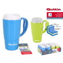 travel mug plastic 500ml quttin