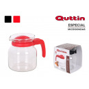 Glas Kaffeebecher 350ml Quttin