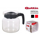 Glas Kaffeebecher 1000ml Quttin